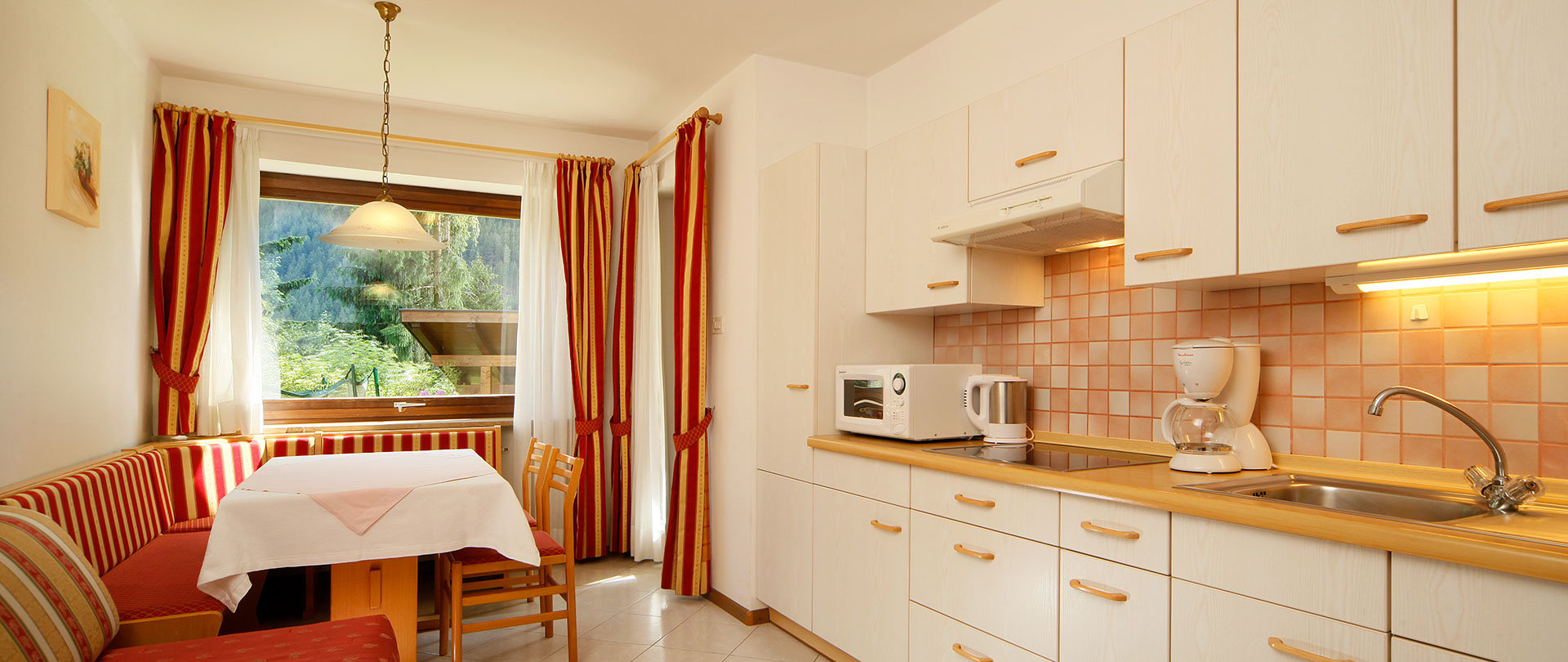 The Rosengarten holiday apartment