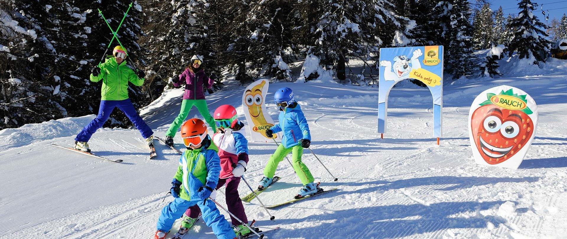 Vacanze sugli sci a carezza e ski center latemar obereggen for Appartamenti carezza